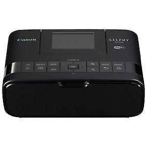 Canon SELPHY CP1300 Wireless Compact Photo Printer - Black