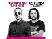 Dimitri Vegas & Like Mike at Braehead Tickets