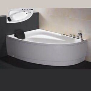 New AM161 - Whirlpool Bathtub for One Person