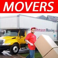 Reliable, Friendly Movers!