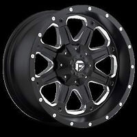 EXTREME FUEL RIMS FROM ONLY $1199 NOW @ TRUCKS PLUS!!