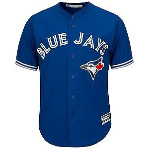 Toronto Blue Jays Cool Base Replica Alternate Jersey - Large