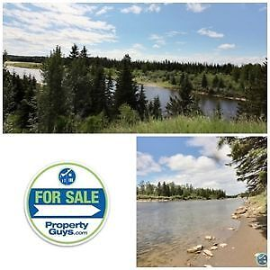Acreage! Beautiful, once in a lifetime riverfront property!