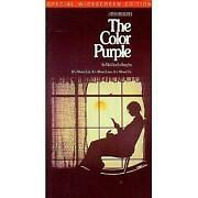 The Color Purple VHS