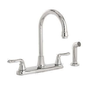 American standard cadet faucet ebay - American standard cadet bathroom faucet ...