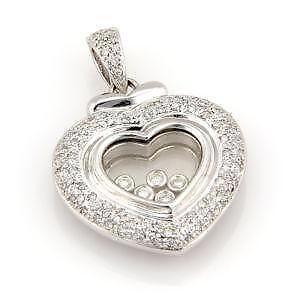Floating diamond ebay floating diamond pendants aloadofball Images