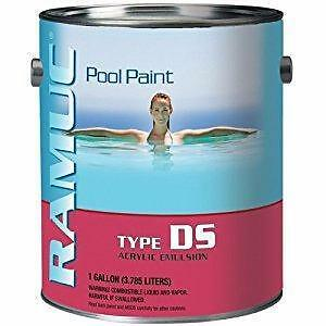 Peinture Acrylique Ramuc pour piscine
