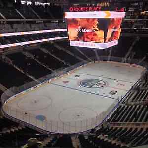 OILERS TICKETS FOR SALE Sec 207 Row 8 Seats 17 & 18 Great Seats! Edmonton Edmonton Area image 2