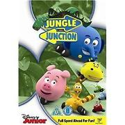 Jungle Junction DVD