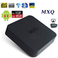Android MXQ Fully Loaded System - Free TV Free Movies Free Sport