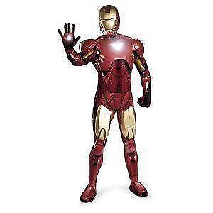 Iron man costume ebay replica iron man costume maxwellsz