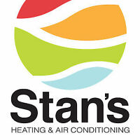 Spring is Here! Let Stan's HVAC help keep you comfortable!