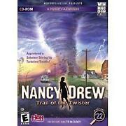 Nancy Drew PC Games
