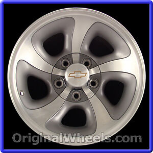2001 CHEVY S10 ALUMINUM ALLOY RIM WANTED