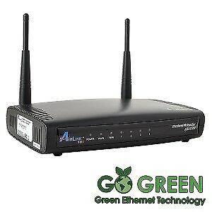 AirLink 101 Green 300Mbps 802.11n Wireless LAN/Firewall 4 Port