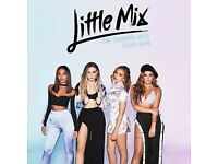 3x Little Mix tickets for Sunday 29/7/18