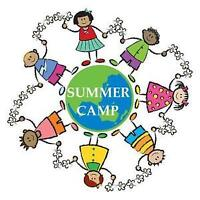 Summer Language Camp for Kids (5 to 9 years old)