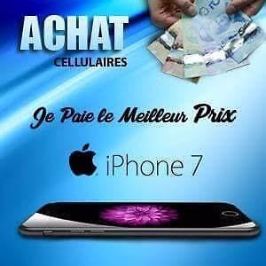 $$$ Paye Cash pour les iPhone dans toutes les conditions $$$$