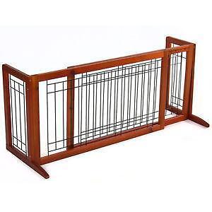 Free Standing Dog Gate Ebay