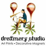 DreameryStudio; Art Prints, Magnets