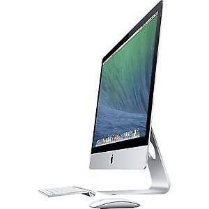 iMac 27-inch late 2013 3.4GHz Intel Core i5 8 GB Blackalls Park Lake Macquarie Area Preview