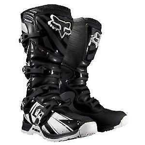 Size 12 dirt biking boot