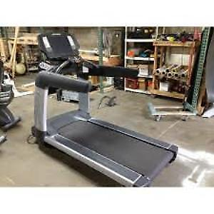 Life Fitness 95T Engage Commercial Treadmills-GREAT SHAPE