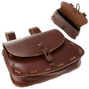 Leather Belt Bag Pouch