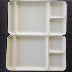 Vintage Tupperware Picnic Trays