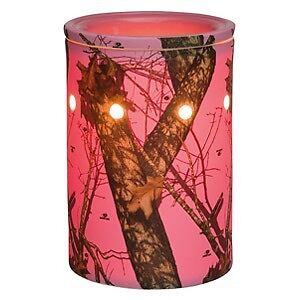 ISO full size Mossy Oak Break Up Warmer Pink scentsy