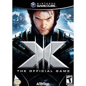 NEW JEU GAME X-men: The Official Game - Nintendo GAMECUBE