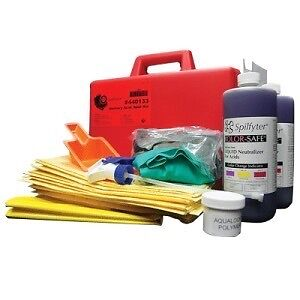 SPILFYTER 440133 Battery Acid Spill Kit