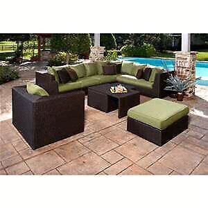 WANTED patio couch set