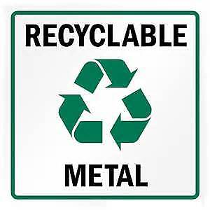Buck's Scrap Metal/Electronic Removal - Call Now!! 289 456 0022