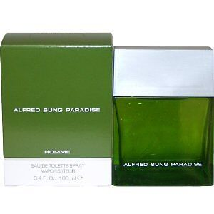 Paradise by Alfred Sung 100ml for Men Windsor Region Ontario image 1