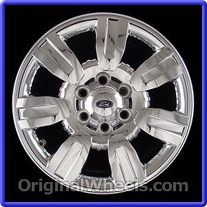 """4 ford OEM rims (no tires) 18"""""""