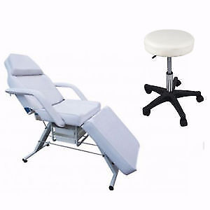 LIMITED TIME COMBO PRICE FACIAL BED + MASSAGE STOOL ONLY $ 310!!