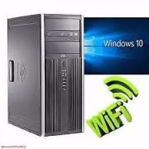 Quad Core Windows 10 HP 6gig Ram 250gb Hard Wi-Fi/Wireless Hdmi Computer W $149 Only