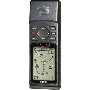 military garmin gsp-12 . real one.like new handheld