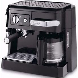 DeLonghi BCO410 Combi Coffee Machine