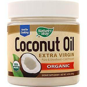 Nature's Way Pure Extra Virgin Coconut Oil   16 oz