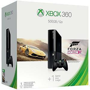 BRAND NEW SEALED XBOX 360 FORZA 2 BUNDLE WITH WARRANTY