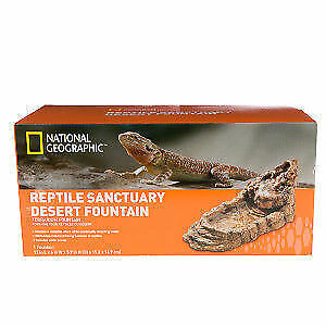 National Geographic Reptile Desert Fountain