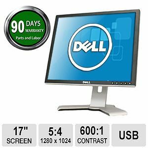 Dell W1707 17-inch LCD Monitor West Island Greater Montréal image 1