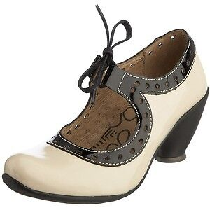 Fly London Mary Jane heel, lace up, size 37