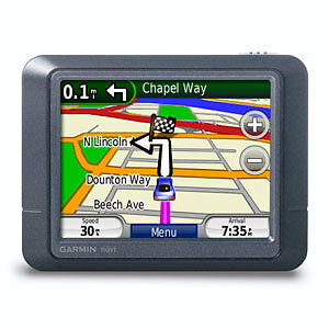wanted garmin 7' gps lifetime maps