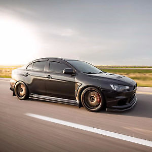 **AMAZING**2014 Mitsubishi Evolution - Will Trade for jeep SRT