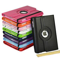 iPad 1 2 3 4 Mini Air 360 Degrees Rotating Case Etui Boitier