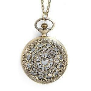 Watch necklace ebay vintage watch necklace aloadofball Image collections