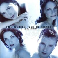 TALK ON CORNERS: SPECIAL EDITION By THE CORRS Audio CD